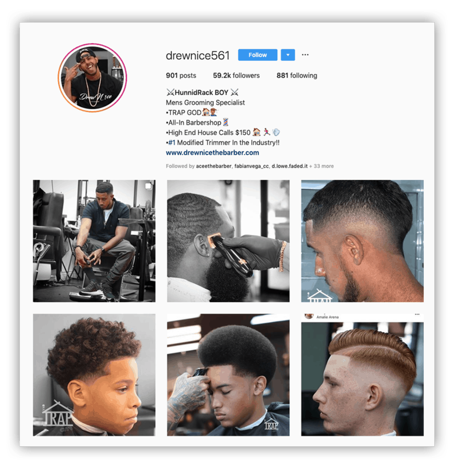 TOP #10 Best Barbers to Follow On Instagram!