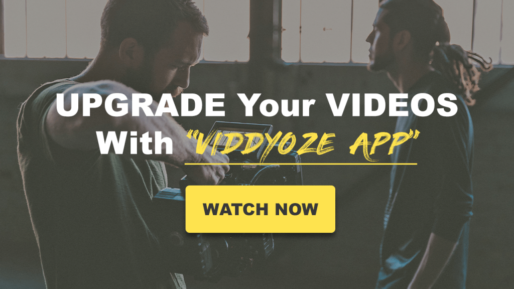 upgrade your videos with viddyoze app for barbers