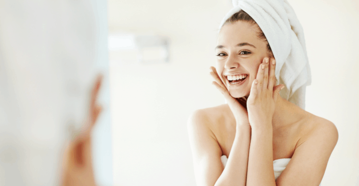 Exfoliating Facial Products