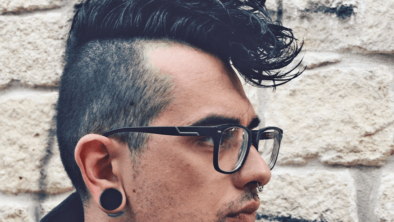 Best Hairstyles For A Receding Hairline – Cyclops Brand