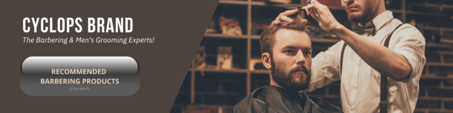 recommended barbering products