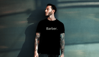 25 barber t shirts for barbers to wear